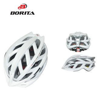 Decorative LED White Bicycle Helmet