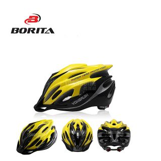 EPS Yellow Bicycle Helmet Mountain Bike helmet